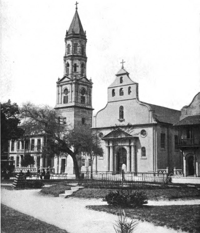 St. Augustine Cathedral, St. Augustine Florida